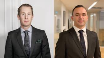 Serafim Fastigheter förstärker organisationen med 2 nya rekryteringar