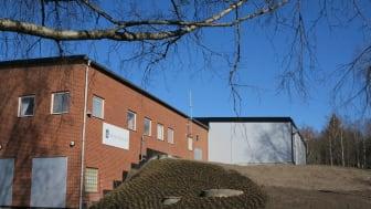 Vattenverket, Segerfors.