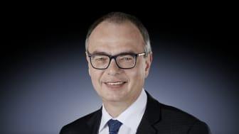 Uwe Scharf, chef för IT- och industriaffärsenheterna och marknadsföring hos Rittal HQ.
