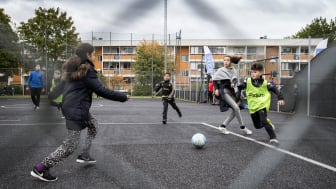 Coronakrisens effekter för idrotten dokumenteras i nytt projekt vid Malmö universitet.