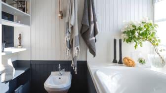 Im Bad wird es hyggelig - Wohnen wie in Skandinavien