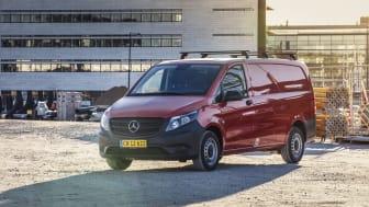 Mercedes-Benz går udstyrs-amok i Vito