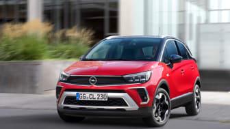Nya Opel Crossland