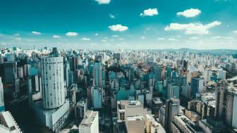 Interoute lanserar nya molntjänster i São Paulo, Brasilien.