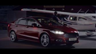 """Den prisbelönta regissören bakom """"The fast and the furious"""" gör reklamfilm för nya Ford Mondeo"""