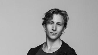 Danser Tobias Praetorius, 'Short Time Together', Den Kongelige Ballet