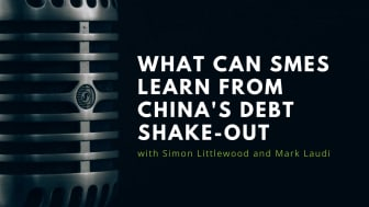 What can SMEs learn from China's debt shake-out