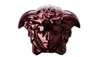 Rosenthal meets Versace - Medusa Grande: Colour Fuchsia, Imposing Vases, Scented Candles