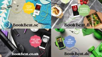 BookBeat växte med 283 procent under 2017
