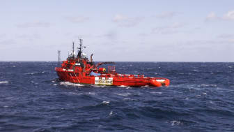 'Esvagt Gamma' is taking part in the 'Blue INNOship' project.