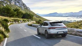 Porsche Macan S, Højere ydelse, optimeret undervogn, øget komfort