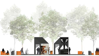 Illustration: White arkitekter