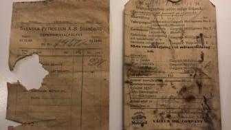 Smörjningsarbete 1934