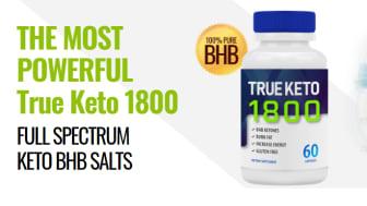 True Keto 1800 Reviews [Pros & Cons]: Pills Price and Shark Tank Warning!!!