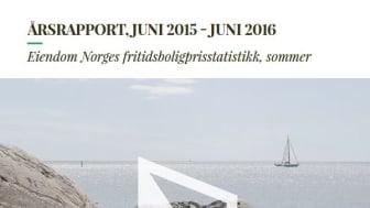 Moderat prisvekst og stor aktivitet i markedet for sjøhytter