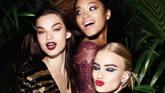 Bli redo för partysäsongen med The Body Shops tre nya makeuplooker