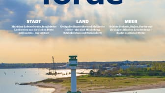 Das Cover des Image-Magazines Kieler Förde 2020