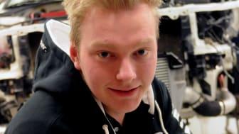 Robin Friberg uttagen till Junior Elitsatsningen