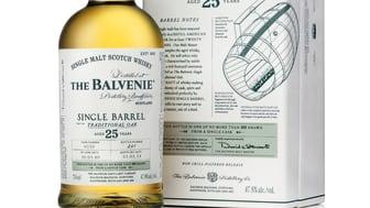 The Balvenie Single Barrel Traditional Oak Aged 25 Years