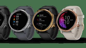 Garmin esittelee Venu -GPS-älykellon, jossa on terävä AMOLED-näyttö