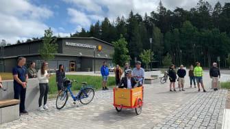 Jakobsberg invigning