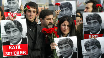 Turkiet: Dags att skrota lagar som kränker yttrandefriheten