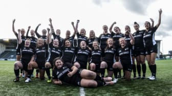 Northumbria Women's Rugby Team
