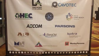 Cavotec hosts seminar at the IAPH World Ports Conference on steps towards zero emission-operations