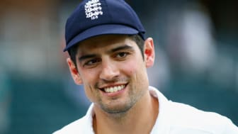 ECB Chairman Colin Graves pays tribute to Alastair Cook