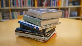 Läsprojekt avslutas med författarbesök