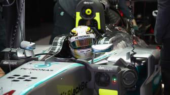 ebm-papst i samarbete med Formel 1 teamet MERCEDES AMG PETRONAS