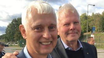 Bernt Bergvall och Lennart Bölin.JPG