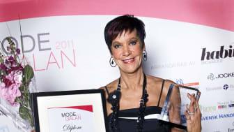 Vinnare Årets Dambutik, Modegalan 2011