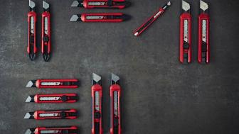 Nya brytbladsknivar från Hultafors