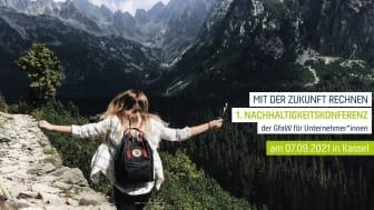 Nachhaltigkeitskonferenz für Unternehmer*innen im September 2021 in Kassel