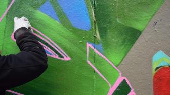 Nolltoleransen mot graffiti – vad händer efter valet? Ett samtal i exil