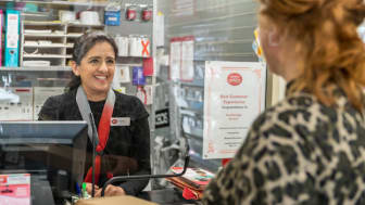 New research shows Post Offices deliver lifeline to struggling high streets, providing an extra £1.1bn revenue to other businesses