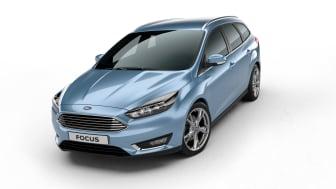 Ny Ford Focus, stasjonsvogn