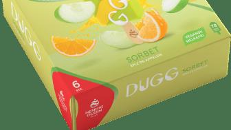 DUGG Eple og Appelsin