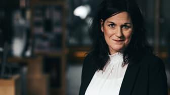 Anna Johansson blir ny kommunikationschef i Växjö kommun. Foto: Alexander Hall