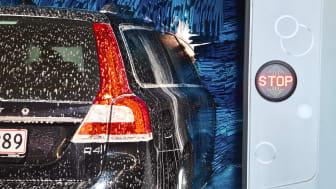 20 biler i timen: Q8 i Bramdrupdam gør køen kortere til bæredygtig bilvask