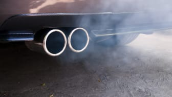 Diesel exhaust can contain toxic chemicals such as benzene, arsenic and formaldehyde (iStock photo: Copyright luckyraccoon )