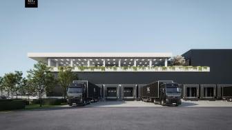 Colliers vinner uthyrningsuppdrag  om 40 000 kvm i Malmö