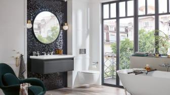 Badrumstrender 2018 - Modigt och personligt