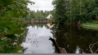 Länsmuseets yttrande till Mark- och miljödomstolen angående Järle kvarndamm.