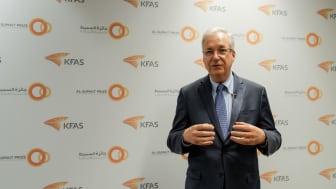 Professor Daniel Gustafson (FAO) Kuwait Nov 2019