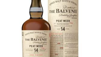 The Balvenie Peat Week Aged 14 Years (2002 Vintage)