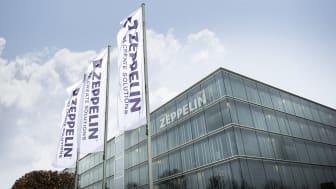 Zeppelin, kontorsbyggnad
