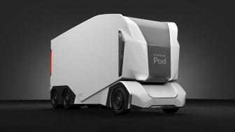 Coca-Cola European Partners inleder samarbete med Einride för hållbara, självkörande transporter