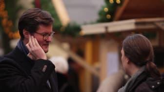 Impressionen vom Louisenlunder Weihnachtsmarkt